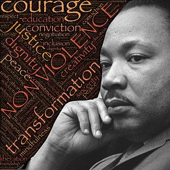 (MLK Day) – I grew up dealing with racism, but I never stopped loving others because of it.