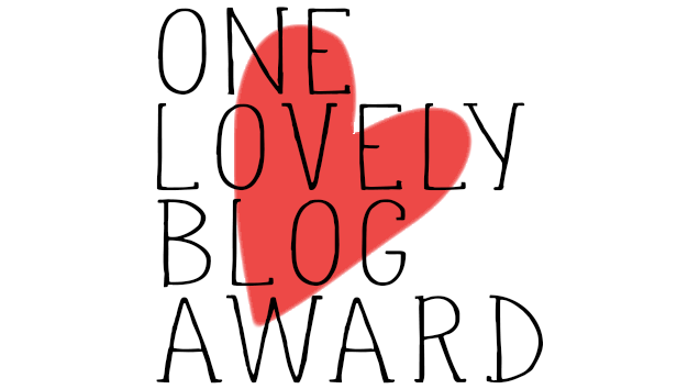 One Lovely Blog Award 2017 (maybe my 2nd one?)