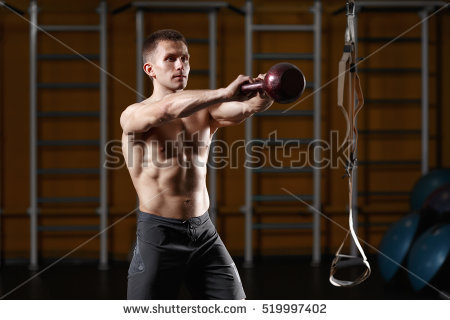 Kettlebell swings (exercise)