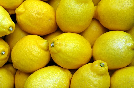 A Little Lemon Can Go a LongWay