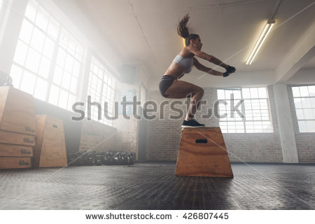 Box Jumps (exercise)