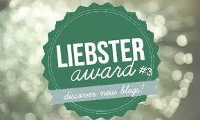 Liebster award #100?