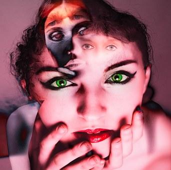 Multiple Personality (Mental HealthAwareness)