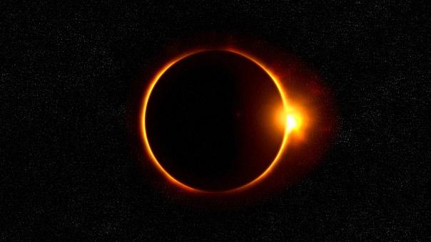 solar eclipse day