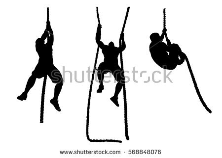Rope Climbing (Exercise How To/CrossFit)