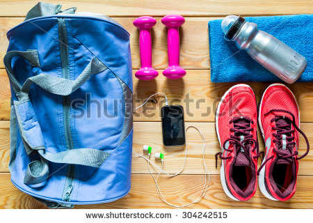 What's in my Gym Bag?